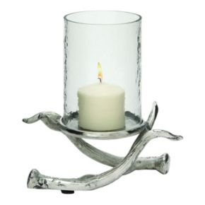 Hurricane Antler Candle Holder