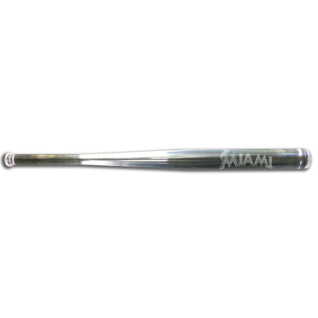 Miami Marlins 18-Inch Acrylic Bat