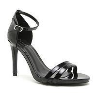 Qupid Grammy Women's High Heel Sandals