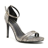 Qupid Grammy Women's High Heel Sandals