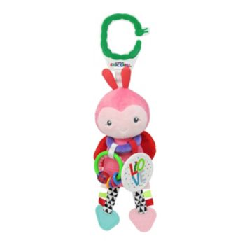 Kids Preferred Ladybug Crib Toy