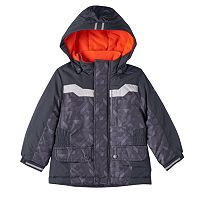 Boys 4-7 OshKosh B'gosh® Geo Heavyweight Jacket