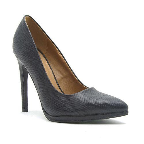 Qupid Virtue Women's High Heels