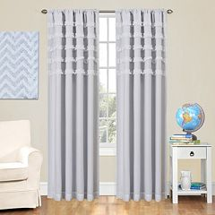 eclipse Thermalayer Blackout 1-Panel Reese Window Curtain