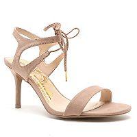 Qupid Lita Women's High Heel Sandals