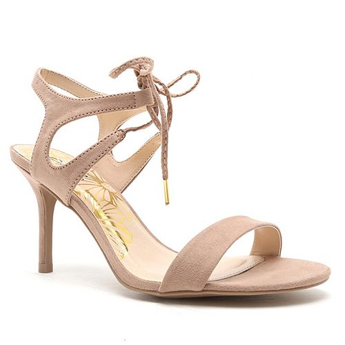 Qupid Lita Women's High Heel Sandals