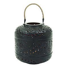 Scrolled Candle Lantern