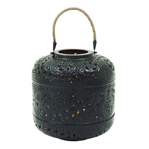 Scrolled Candle Lantern