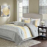 Madison Park Brighton 7 pc Comforter Set