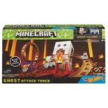 Minecraft Ghast Attack Track Set by Hot Wheels