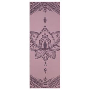 Gaiam 6mm Inner Peace Reversible Yoga Mat