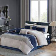 Madison Park Clark 7 pc Comforter Set