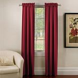 Thermatec 2-pack Ridgedale Blackout Window Curtains