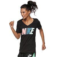 Women's Nike Flavor Burst Graphic Tee