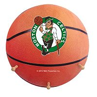 Boston Celtics Basketball Coat Hanger