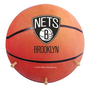 Brooklyn Nets Basketball Coat Hanger