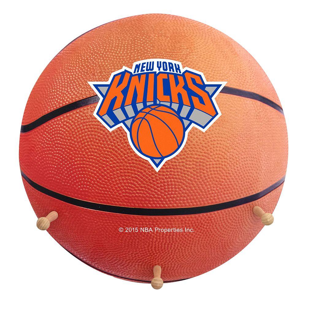 New York Knicks Basketball Coat Hanger