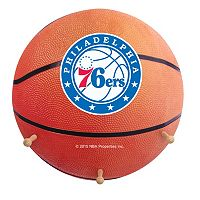 Philadelphia 76ers Basketball Coat Hanger