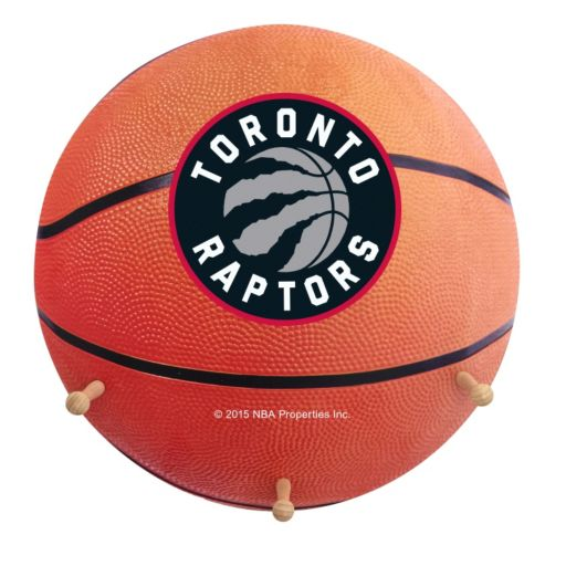 Toronto Raptors Basketball Coat Hanger