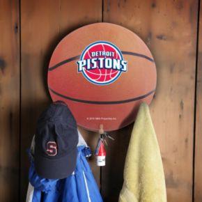 Detroit Pistons Basketball Coat Hanger