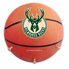 Milwaukee Bucks Basketball Coat Hanger
