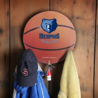 Memphis Grizzlies Basketball Coat Hanger