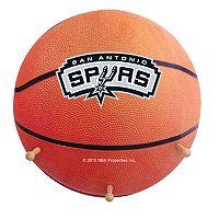 San Antonio Spurs Basketball Coat Hanger