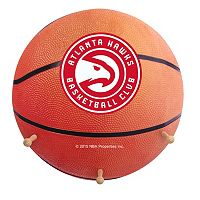 Atlanta Hawks Basketball Coat Hanger