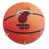 Miami Heat Basketball Coat Hanger