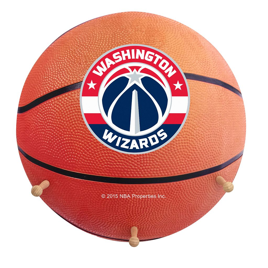 Washington Wizards Basketball Coat Hanger