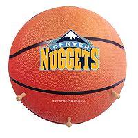 Denver Nuggets Basketball Coat Hanger