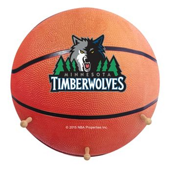 Minnesota Timberwolves Basketball Coat Hanger