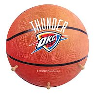 Oklahoma City Thunder Basketball Coat Hanger