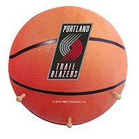 Portland Trail Blazers Basketball Coat Hanger