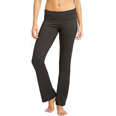 Women's Marika Weekend Sanded Dry Wik Flared Yoga Pants