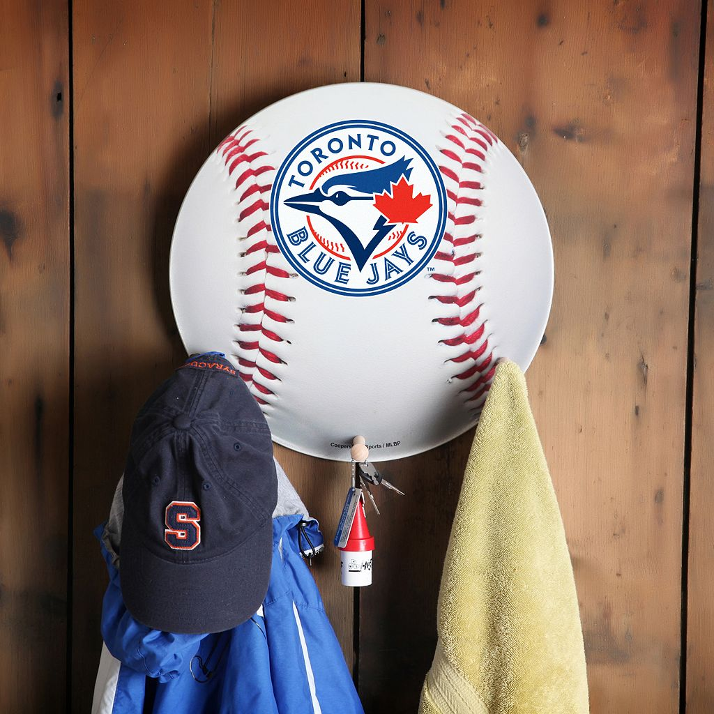 Toronto Blue Jays Baseball Coat Hanger