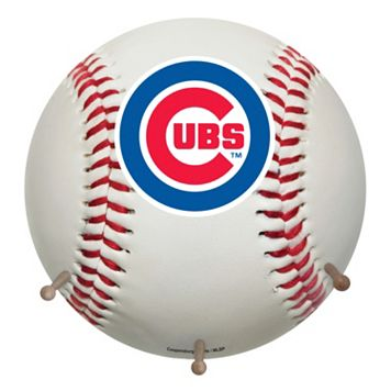 Chicago Cubs Baseball Coat Hanger