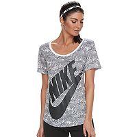 Women's Nike Short Sleeve Graphic Tee