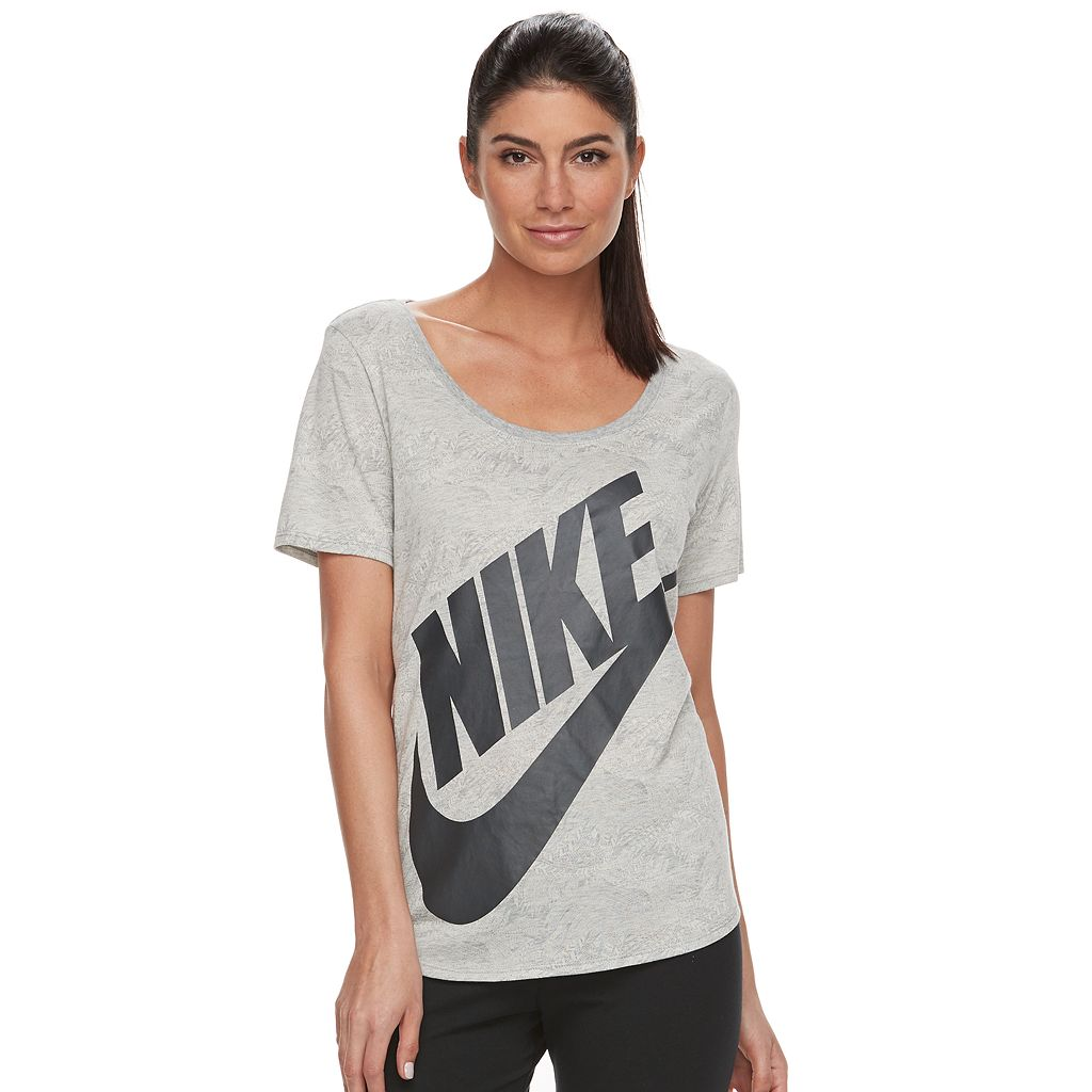 Women's Nike Short Sleeve Graphic Tee