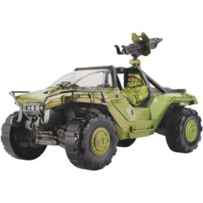 Halo Warthog Vehicle & Master Chief Set by Mattel