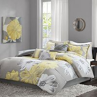 Madison Park Freya 7-piece Comforter Set