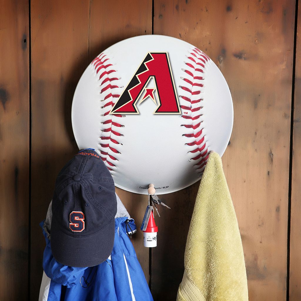 Arizona Diamondbacks Baseball Coat Hanger