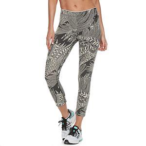 Women's Nike Printed Crop Leggings