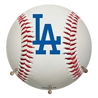 Los Angeles Dodgers Baseball Coat Hanger