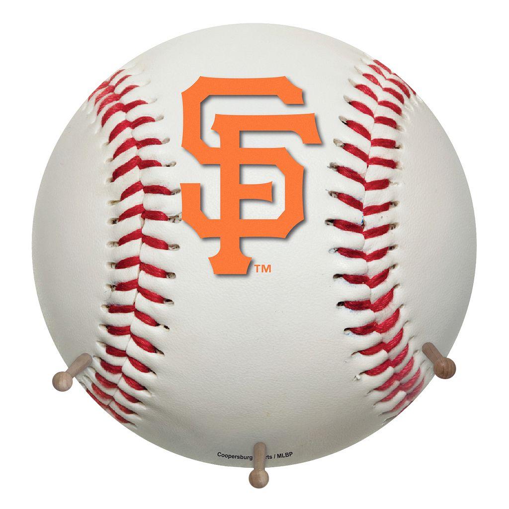 San Francisco Giants Baseball Coat Hanger