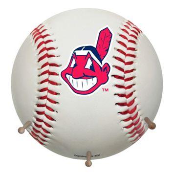 Cleveland Indians Baseball Coat Hanger