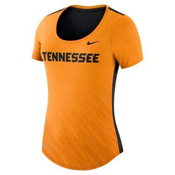 Women's Nike Tennessee Volunteers Dri-FIT Scoopneck Tee