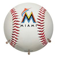 Miami Marlins Baseball Coat Hanger