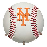 New York Mets Baseball Coat Hanger