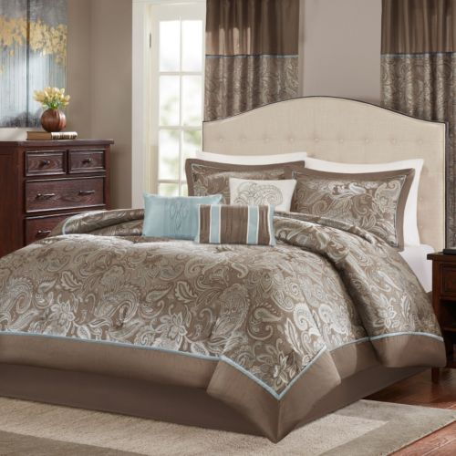Madison Park Elsa 7-piece Comforter Set